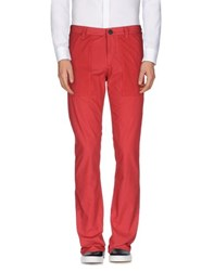 Murphy And Nye Trousers Casual Trousers Men Red