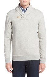 Men's Brooks Brothers Knit Fleece Shawl Collar Pullover