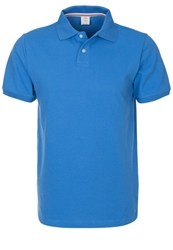 S.Oliver Polo Shirt Mid Blue