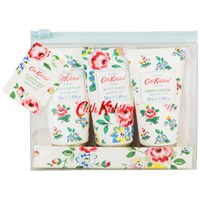Cath Kidston Meadow Posy Cleanse And Soften Body Set