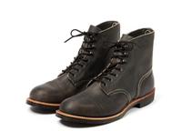 Red Wing Shoes Red Wing Shoes 8116 Iron Ranger Charchoal Roug