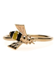 Alison Lou Bee Ring Metallic