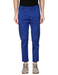 Cesare Paciotti 4Us Casual Pants Blue