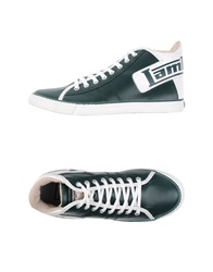 Lambretta Sneakers Dark Green
