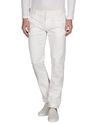 Cnc Costume National C'n'c' Costume National Denim Denim Trousers Men White