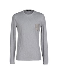 Guess By Marciano Topwear T Shirts Men Light Grey