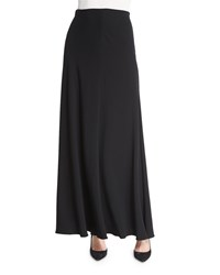 The Row Frol A Line Maxi Skirt Black