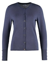Saint Tropez Cardigan Blue Deep Dark Blue