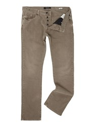 Replay Waitom Regular Slim Fit Jeans Brown