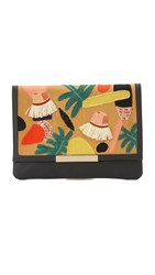 Lizzie Fortunato Port Of Call Clutch Explorer's Club