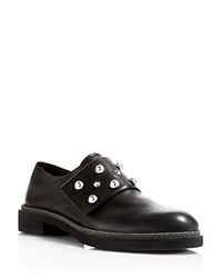 Mcq By Alexander Mcqueen Mcq Chatsworth Studded Oxfords Black