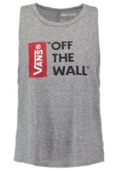 Vans Anthem Top Mottled Grey