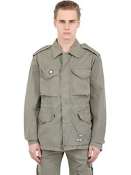 Bob Strollers Light Cotton Gabardine Military Jacket