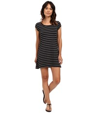Billabong Moon Shadow Dress Off Black Women's Dress