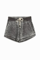 Splendid Burnt Active Shorts Grey