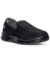 Skechers Men's Gowalk 3 Walking Sneakers From Finish Line Black Black