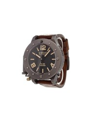 U Boat 'U 42' Analog Watch Titanium