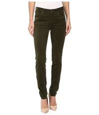 Kut From The Kloth Diana Skinny Jeans In True Olive True Olive Women's Jeans Gray