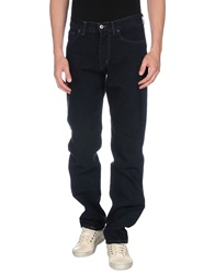 Murphy And Nye Denim Pants Blue