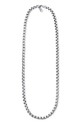 Garmin Men's Steve Madden 'Classic' Round Chain Necklace