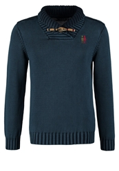 Desigual Jumper Ink Blue