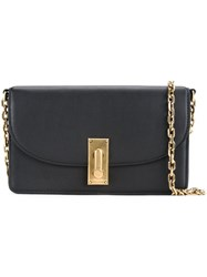 Marc Jacobs 'West End' Wallet Crossbody Bag Black