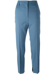 Dorothee Schumacher 'Cool Ambition' Trousers Blue