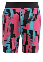 Your Turn Tracksuit Bottoms Black Multicoloured