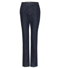 Givenchy Straight Leg Jeans Blue