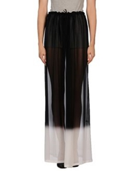 Ann Demeulemeester Long Skirts Black