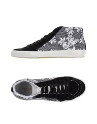 Serafini Footwear High Tops And Trainers Men