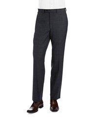 Lauren Ralph Lauren Flat Front Dress Pants Grey
