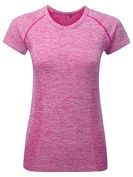 Tog 24 Fierce Womens Tcz Stretch T Shirt Pink