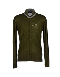 Calvin Klein Jeans Cardigans Military Green