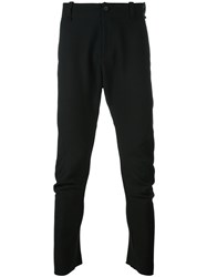 Masnada Loose Fit Trousers Black