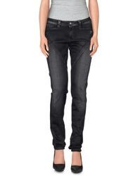 9.2 By Carlo Chionna Jeans Black