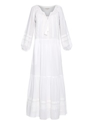 Vanessa Bruno Daloa Embroidered Cotton Dress