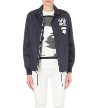 Aape By A Bathing Ape Coaches Shell Jacket Nyx