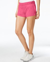 Energie Active Juniors' Jillian Pull On Shorts Candy Pink