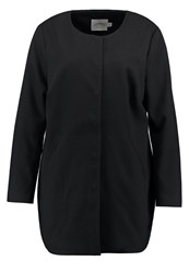 Junarose Jronic Short Coat Black