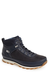 'Calgary' Water Repellent Boot Men Navy Dark Navy Vaporous