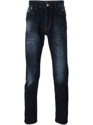 Iceberg Slim Fit Jeans Blue