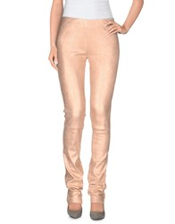Jitrois Trousers Casual Trousers Women Skin Color
