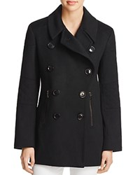 Sofia Cashmere Motorcycle Peacoat 100 Bloomingdale's Exclusive Black