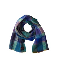 Scotch And Soda Blanket Scarf Multi Scarves