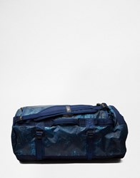 The North Face Base Camp Duffle Bag Small 50L Blue