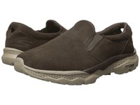 Skechers Go Walk Outdoor Chocolate Men's Slip On Shoes Brown