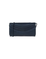 Rodo Medium Leather Bags Slate Blue