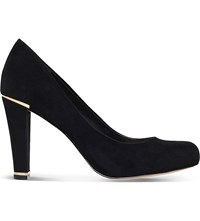 Carvela Advice Suede Courts Blk Other