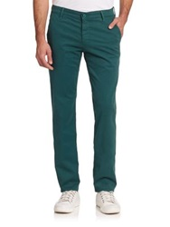Ag Green Label Graduate Trousers Emerald